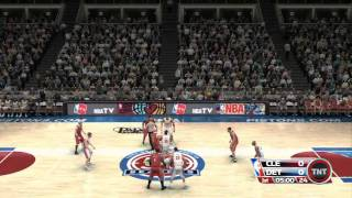 NBA Live 09 The Inside Review HD Quality