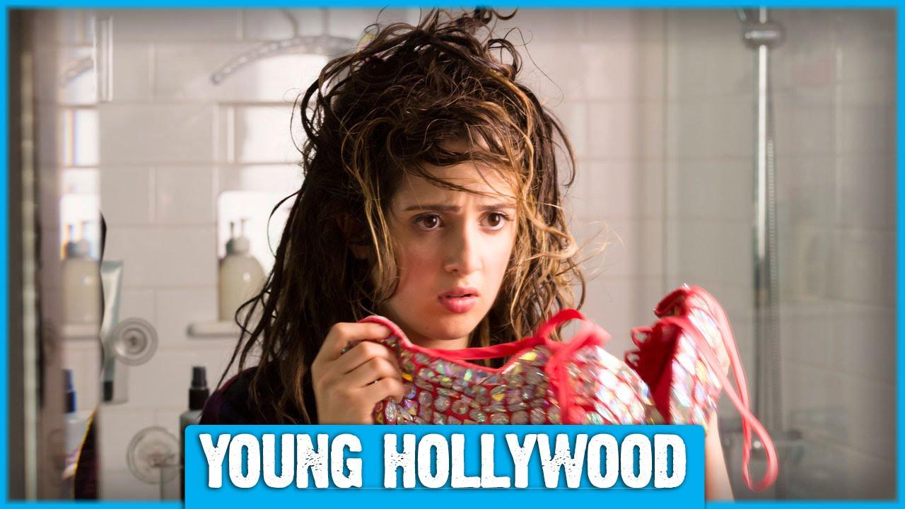 AUSTIN & ALLY's Laura Marano on Ross Lynch & Her Disney Channel Movie BAD  HAIR DAY!
