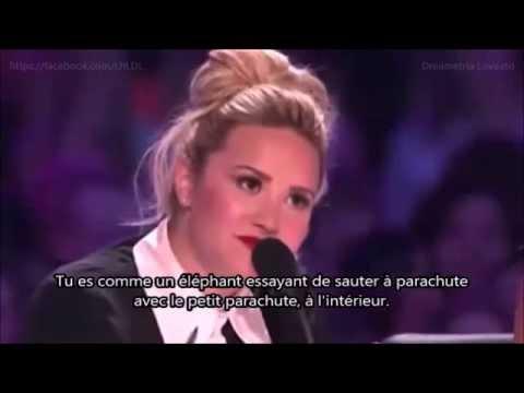 Vostfr Funny X Factor Moment Feat Demi Lovato