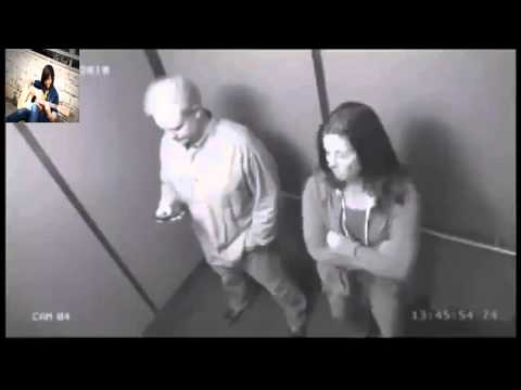 Những tình huống bất ngờ trong thang máy
