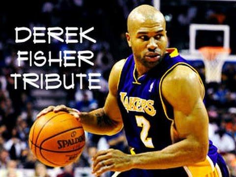 Derek Fisher - Career Highlights
