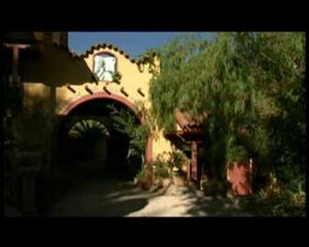 Die Hacienda Los Andes in Chile