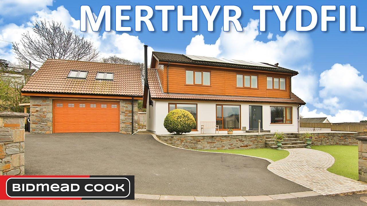4 Bedroom Property For Sale Merthyr Tydfil