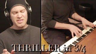 THRILLER - in 3/4 - Michael Jackson cover / Chris Commisso