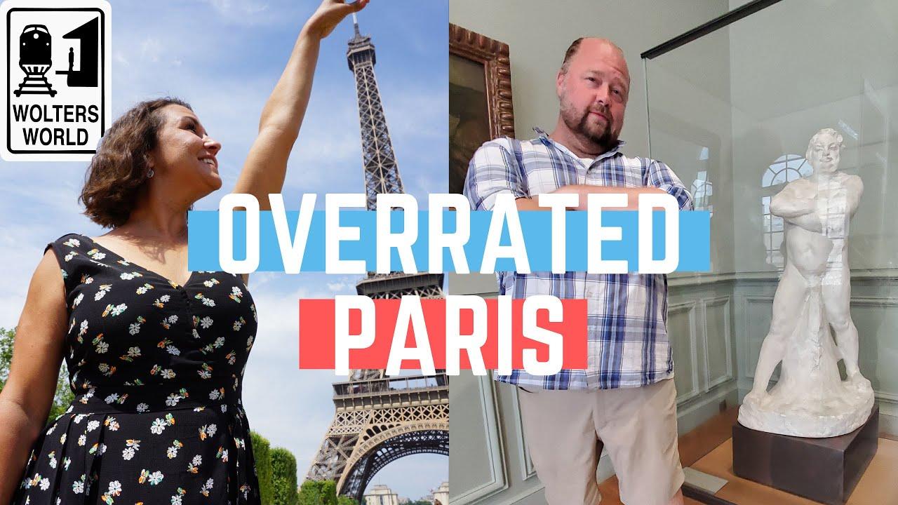 Најпреценети туристички атракции во Париз