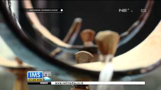 Alat Musik Tiup Terompet Kendang Khas Sunda - IMS