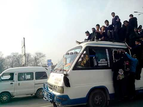 Overloading in Islamabad
