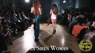 Sex Siren Woman | Christmas Vogue ball