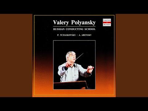 "P.Tchaikovsky. ""Legend"". Words by A.Pleshcheyev"