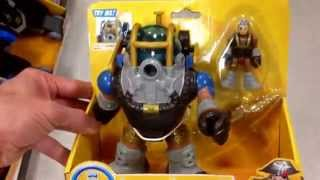 "Imaginext ""pirate Dive Armor"" Underwater Action Figure Accessory Toy / Toy Review"