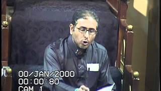 "Majlis By Bro. Akil Fazal on the Chalismo of Marhum Moosa Mawji - ""Importance of Ihsaan"""