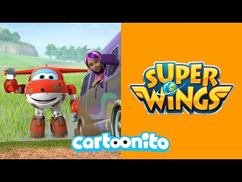 Super Wings | Pop Star Rescue | Cartoonito