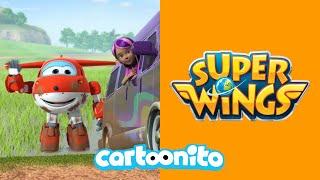 Super Wings | Pop Star Rescue | Cartoonito