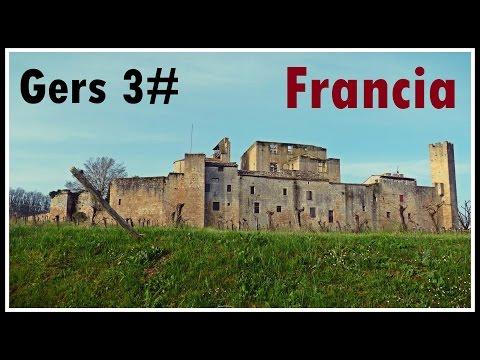 Gers: Larressingle, Abadía de Flaran y Fources | Midi Pyrenees 3# FRANCIA / France
