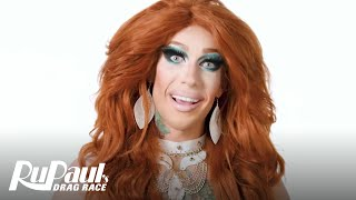Kameron Michaels Is Boho-Chic Grunge-Glamour | RuPaul