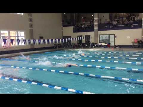 Mixed 200 Free Relay - Illinois College Dual Meet