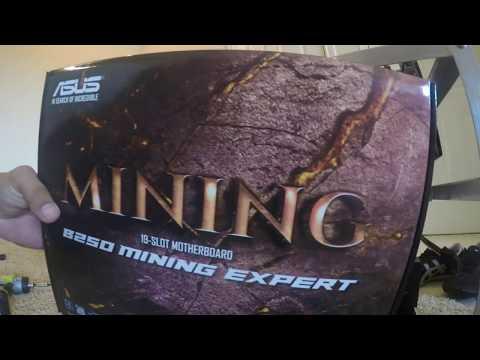 Asus B250 Mining Expert 19 GPU Nvidia GTX 1060