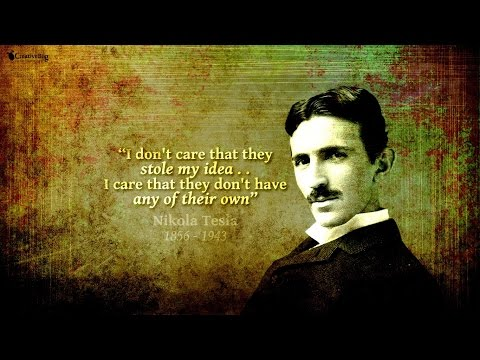 Nikola Tesla, Alternative Theories (1)