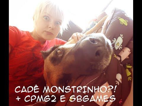 [OFF] Cadê Monstrinho, Campus Party MG2 + Glitch Festa em Curitiba