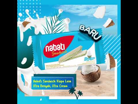 New Nabati Sandwich Klapa Lava