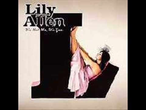 Lily Allen The Fear Mix