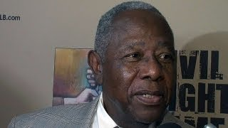 Hank Aaron on the importance of the Civil Rights Game