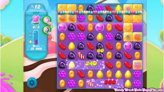 Candy Crush Soda Saga Level 390 No Boosters
