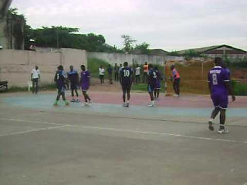 HOSTAC HANDBALL CLUB DEFEATED GHANA NAVY HANDBALL TEAM MEN