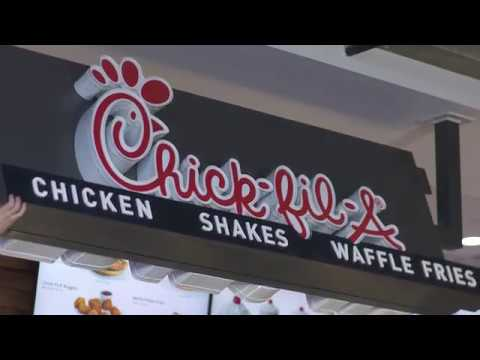 Eric Rosado - Why is there a Chick-Fil-A in a Football Stadium if they closed Sundays?