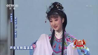 [梨园闯关我挂帅]越剧《红楼梦》选段 演唱:丁晓君、窦晓璇| CCTV戏曲