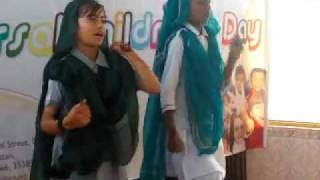 Aye Jawan Aye Jawan by Performed by Orangi Town School Girls
