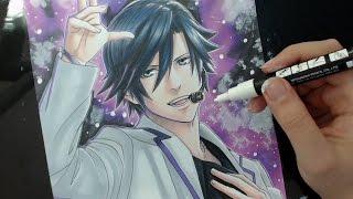 Speed Drawing - Ichinose Tokiya (Uta no Prince-sama!)
