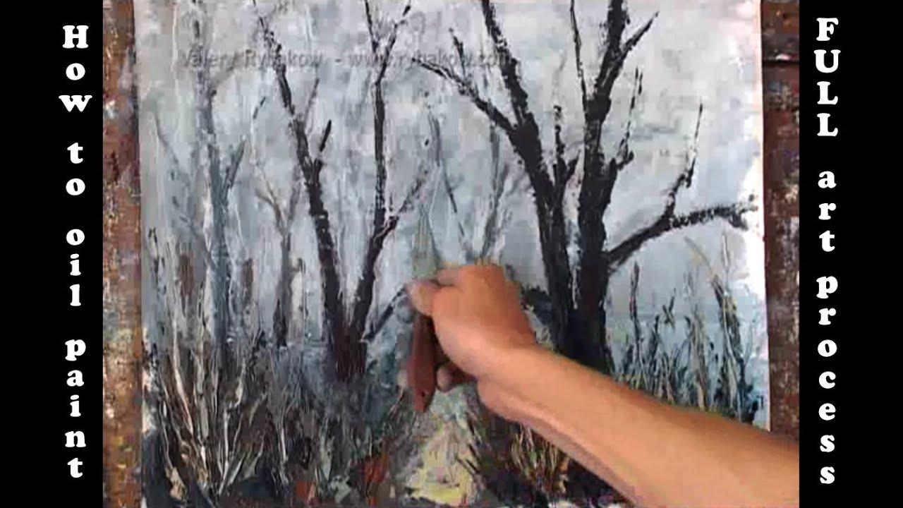 Oil Paint Vk
