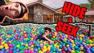 HIDE and SEEK in Funk Bros HOUSE!