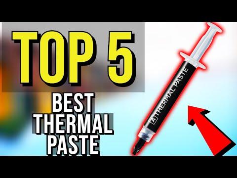 ✅ TOP 5: Best Thermal Paste 2019