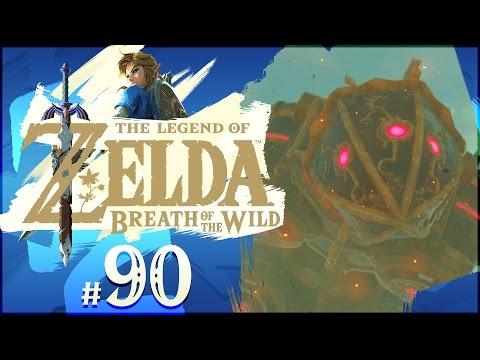 The Legend of Zelda: Breath of the Wild - Part 90 | Divine Beast Vah Rudania!