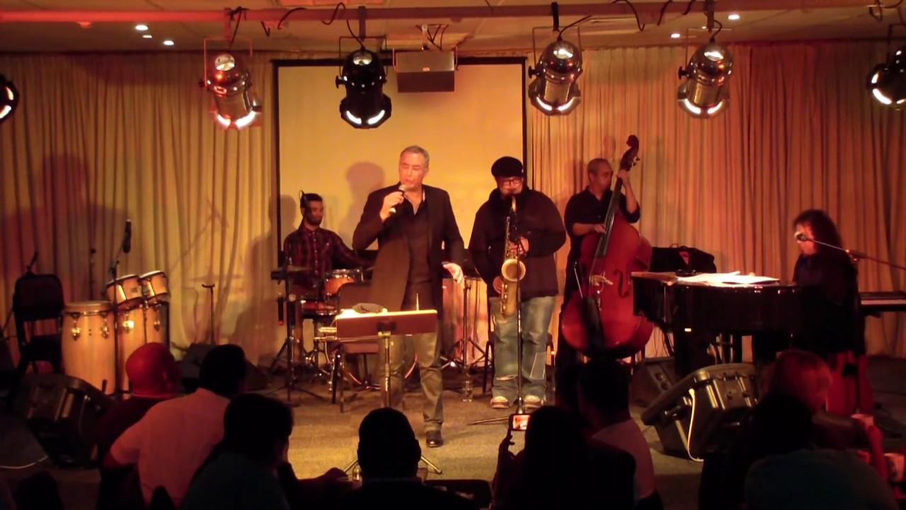 """Glenn Robertson with The Hilton Schilder Quartet - Tony Schilder's """"Madeleine"""""""
