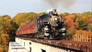 Reading & Northern 425: Autumn Leaf Adventures