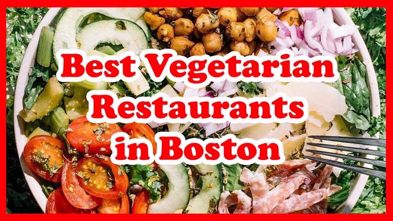 5 Best Vegetarian Restaurants In Boston Us Love Is Vacation