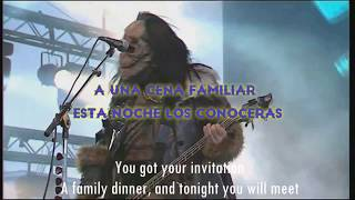 Lordi Chainsaw Buffet - Subtitulada en Español e Ingles / 320 kbs / Audio Aumentado