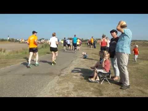 Texel Halve Marathon 2016 deel 1