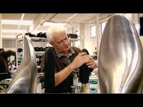 Louis Vuitton shoe making in Fiesso d'Artico (loafers)