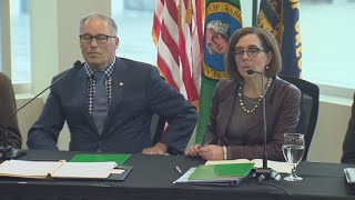 Gov. Brown comments on coal and cap and trade