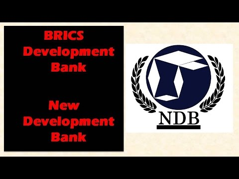 BRICS Development Bank: New Development Bank: Structure: Importance