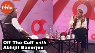 Off The Cuff with Abhijit Banerjee