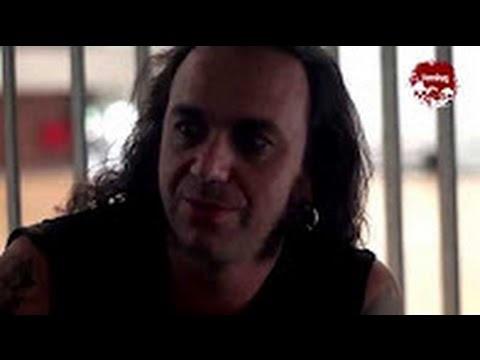 MOONSPELL, FERNANDO RIBEIRO interview by Joost (film)