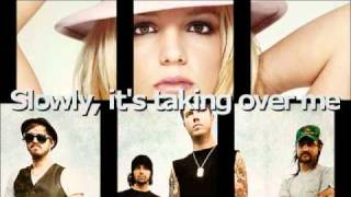 Toxic - Britney Spears ft. A Static Lullaby (Lyrics)