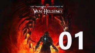 The Incredible Adventures of Van Helsing 3 Gameplay Walkthrough Part 1 No Commentary
