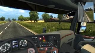 Euro Truck Simulator 2 Запорожье, Мелитополь, Мариуполь