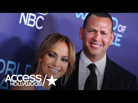 Alex Rodriguez Reveals The Secret Things His Kids Love Most About Jennifer Lopez